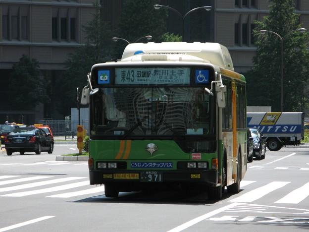 Photos: #6636 都営バスN-L117 2007-6-12