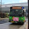 #6638 都営バスP-K626 2007-6-11