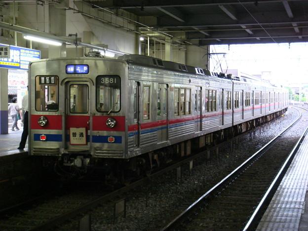 #6651 京成電鉄3581F 2007-6-14