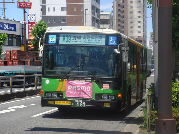 #6652 都営バスZ-H182 2007-6-15