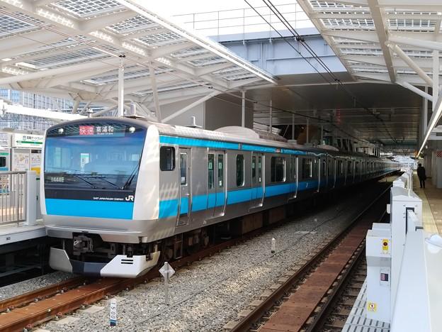 #6658 E233系 宮サイ127F 2020-4-23