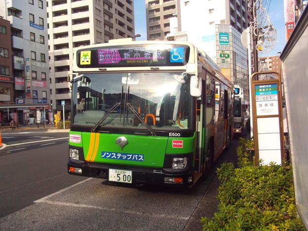 Photos: #6659 都営バスV-E500 2020-3-1