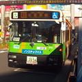 Photos: #6680 都営バスP-S652 2020-3-16