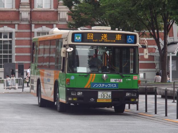 #6732 都営バスN-L794 2020-6-6