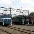 Photos: #6736 秩父鉄道デキ501・201・101 2007-5-19