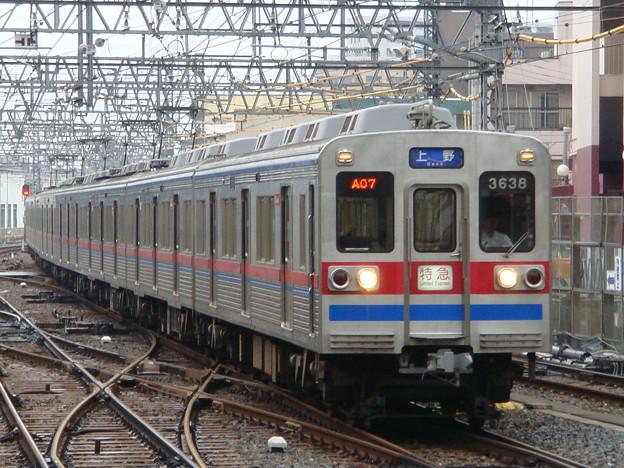 #6859 京成電鉄3638F 2007-7-12