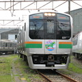 #6869 E217系 横コツF-53F 2007-7-29