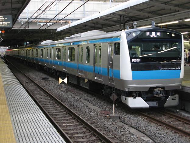 #6977 京浜東北線E233系 宮ウラ101F 2007-8-31