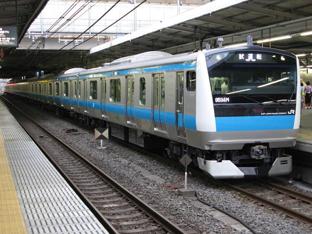 #6978 京浜東北線E233系 宮ウラ101F 2007-8-31