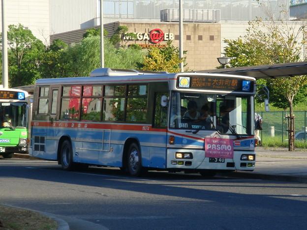 #6981 京浜急行バスM8374 2007-8-14