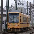 #7024 都電C#7022 2013-2-17