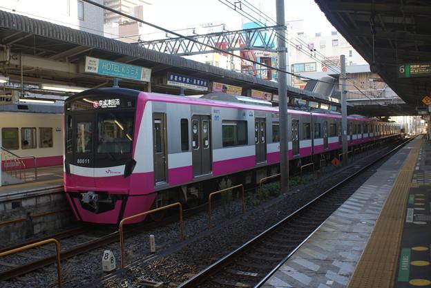 #7156 新京成電鉄80011F 2020-8-30