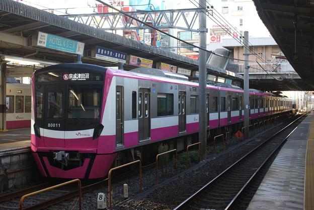 #7154 新京成電鉄80011F 2020-8-30