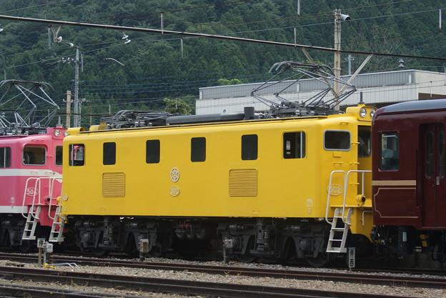 #7157 秩父鉄道デキ502 2020-8-1