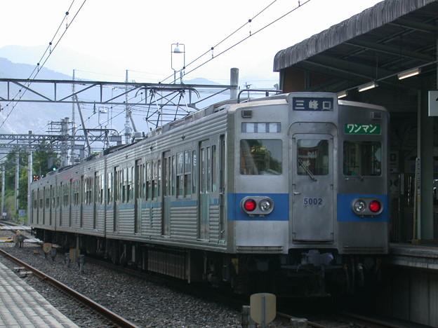 #7216 秩父鉄道5002F 2002-6-2