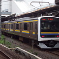 Photos: #7243 209系 千マリC611F 2020-7-16