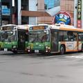 #7267 都営バスN-C239・N-M223 2020-7-26