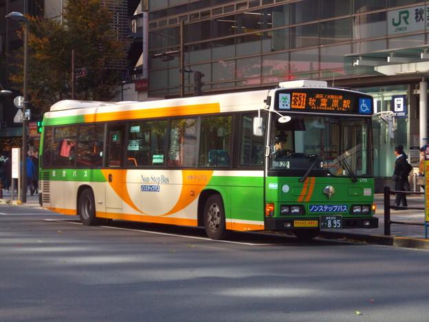 Photos: #7274 都営バスP-L772 2015-12-4