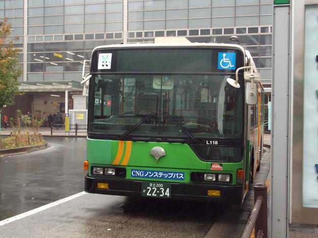 #7275 都営バスR-L118 2015-12-3