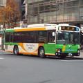Photos: #7280 都営バスR-A663 2015-12-16