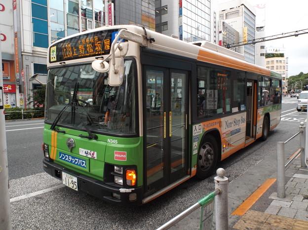 #7305 都営バスZ-N345 2020-9-19