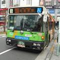 #7307 都営バスP-S651 2016-3-16