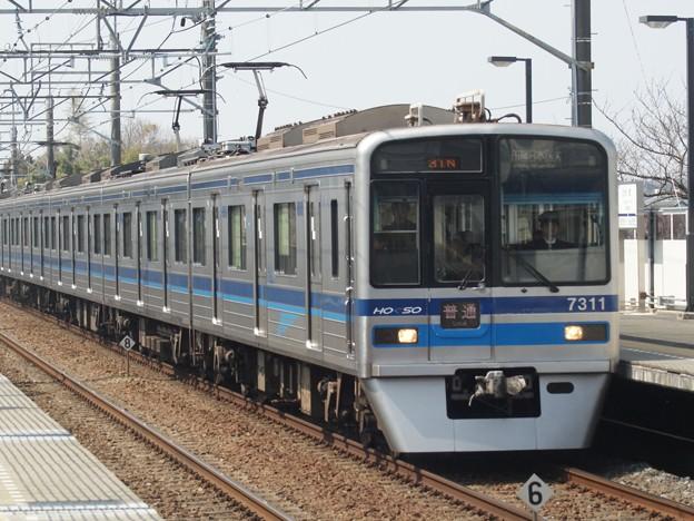 #7311 北総鉄道C#7311 2017-3-20