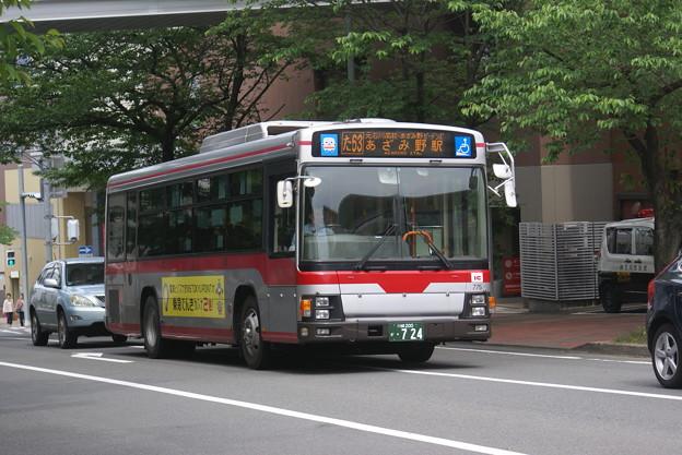 Photos: #7320 東急バスNJ775 2016-5-3