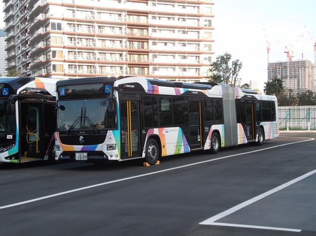 #7330 京成バス(東京BRT)C#1009 2020-10-1