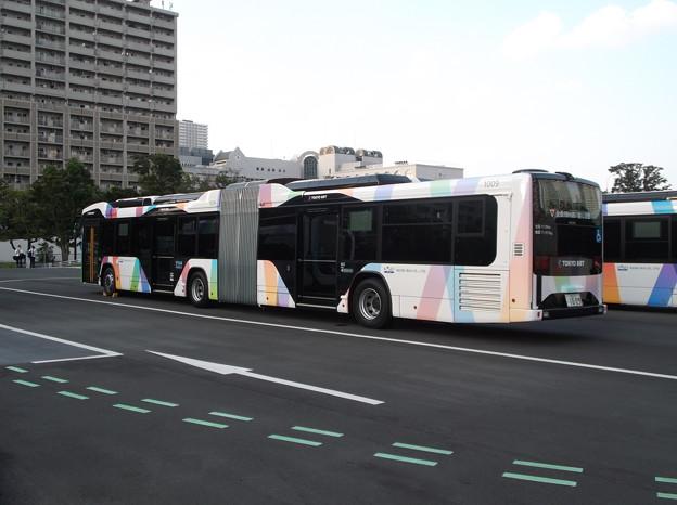 #7333 京成バス(東京BRT)C#1009 2020-10-1