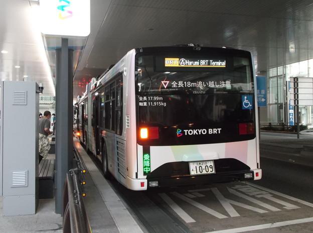 #7337 京成バス(東京BRT)C#1009 2020-10-1