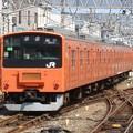#7386 中央線201系 八トタT112F 2007-9-8
