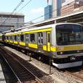 #7384 総武線E231系 八ミツ17F 2007-9-8