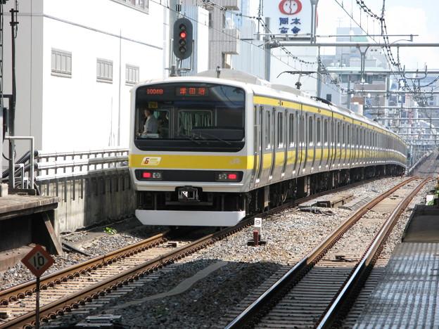 #7390 総武線E231系 八ミツ29F 2007-9-9