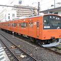 Photos: #7393 201系 八トタ青4F 2007-9-23