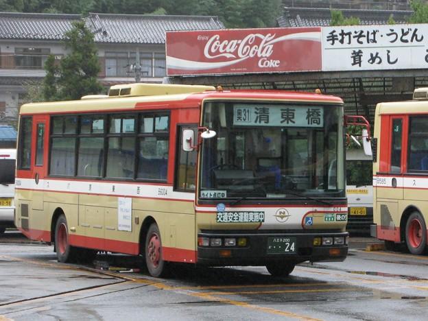 #7400 西東京バスB6004 2007-9-23