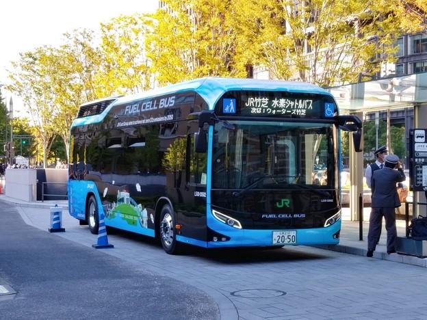 #7402 JRバス関東 L530-20502 2020-10-25