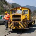 #7434 古河鉱業10トン機+8トン機 2007-4-30