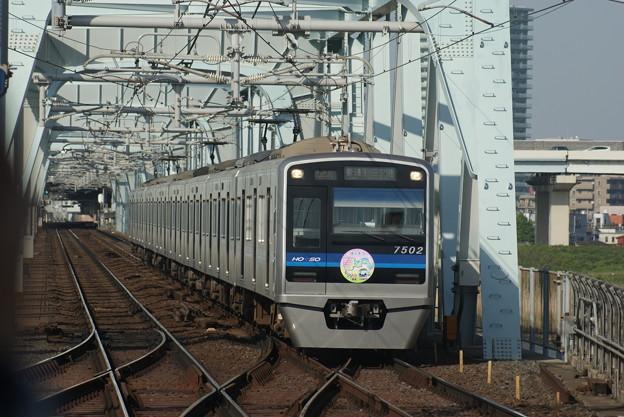 #7502 北総鉄道7502F 2018-4-21