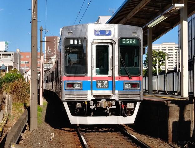 #7578 京成電鉄3524F 2020-11-23