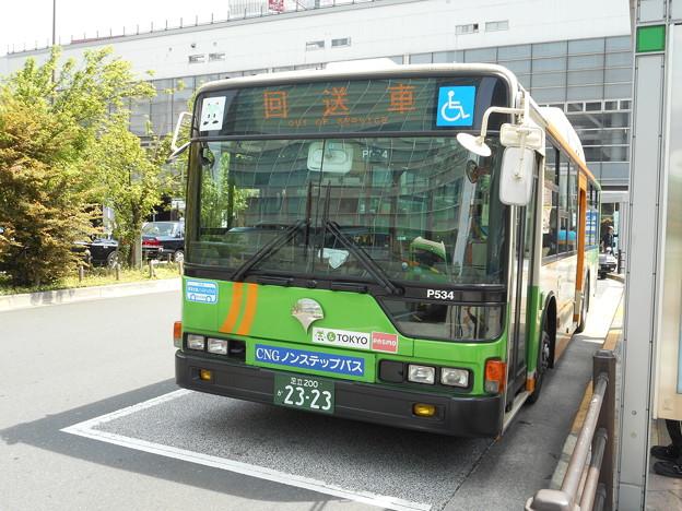 #7586 都営バスR-P534 2016-5-7