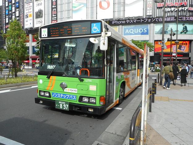 #7587 都営バスP-L774 2016-5-8