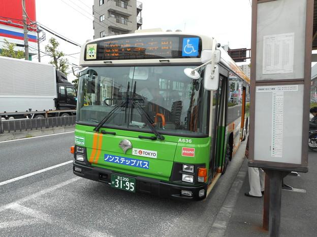 Photos: #7588 都営バスZ-A636 2016-5-9