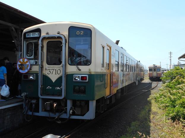 #7612 ひたちなか海浜鉄道キハ37100-03+キハ3710-02