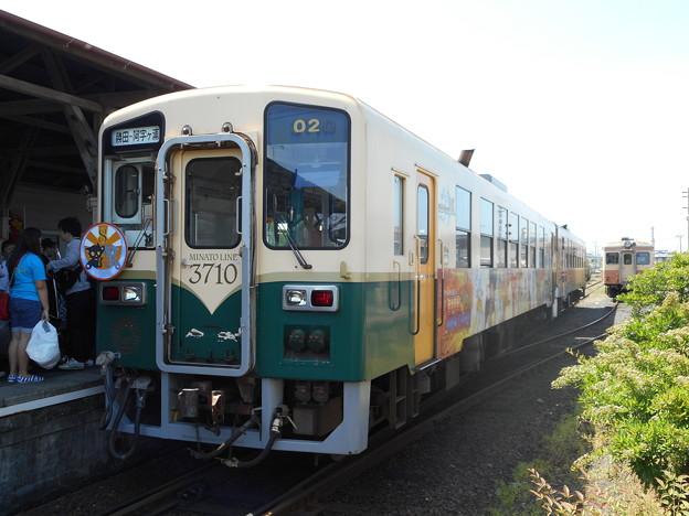 #7613 ひたちなか海浜鉄道キハ37100-03+キハ3710-02