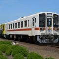 #7616 ひたちなか海浜鉄道キハ11-6+キハ11-7 2016-5-15