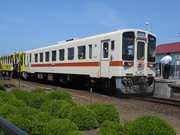 #7617 ひたちなか海浜鉄道キハ11-6 2016-5-15