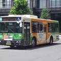 #7624 都営バスN-P458 2011-7-23