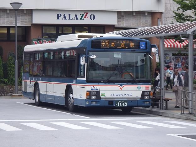 #7631 京成バスE290 2011-7-23