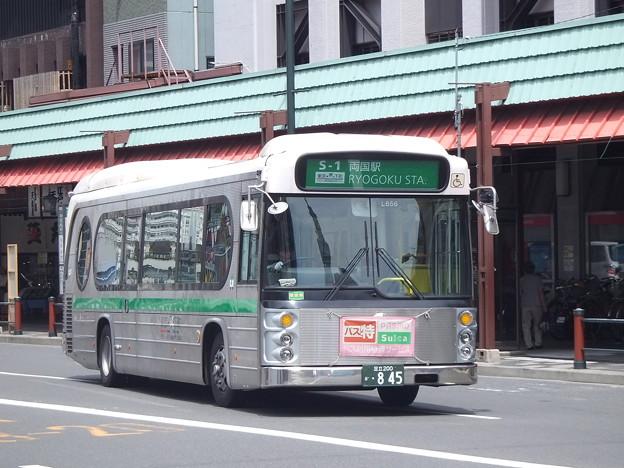 #7634 都営バスK-L656 2011-7-24
